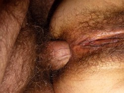 Our mature anal in close up