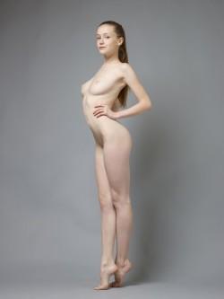 Pale ballerina Emily