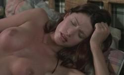 Shannon Elizabeth enjoying her plot in American Pie