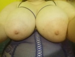 Picture of my big boobs