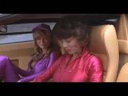 Cannonball Run featured Adrienne Barbeau's plots