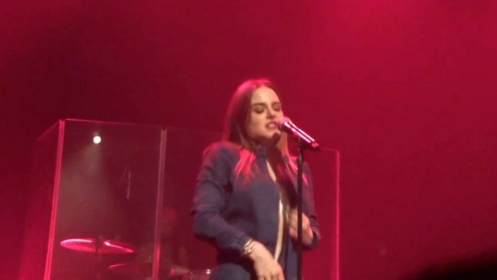 Jojo @ London Concert (3.7.2016)