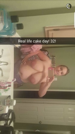 Real life cake day ♡