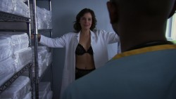 Camilla Arfwedson In Her Sexy Undies - Holby City Plot