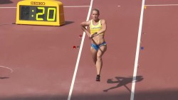 Michaela Meijer - sexy Swedish pole vaulter (XPost /r/NSFWSports)