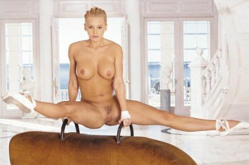 порно фото культуристок гимнасток