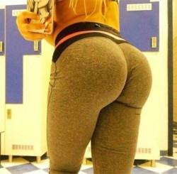 Stunning ass