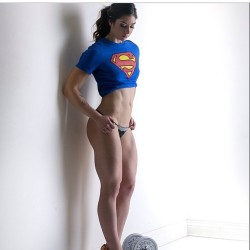 Super girl fit