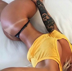 Tan and Tatted