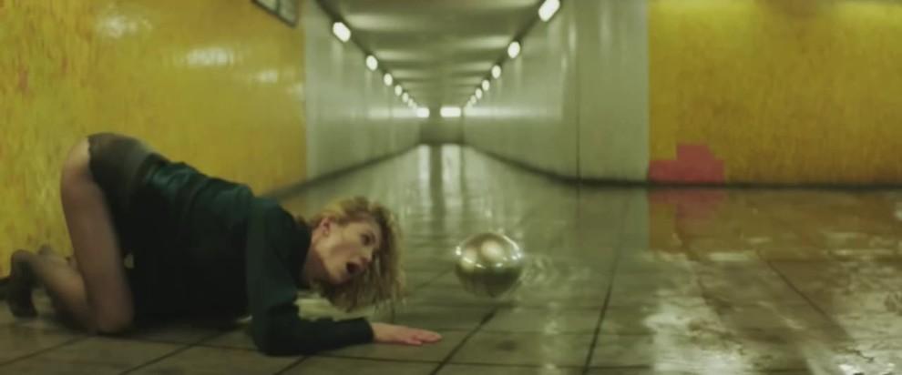 Rosamund Pike in Massive Attack music video