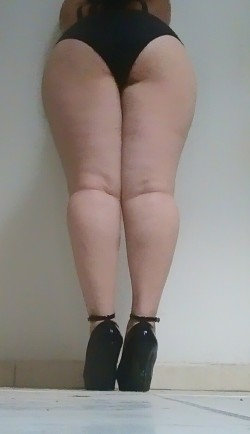 These are my legs. There are many like them