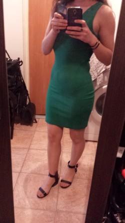 Tight dress !