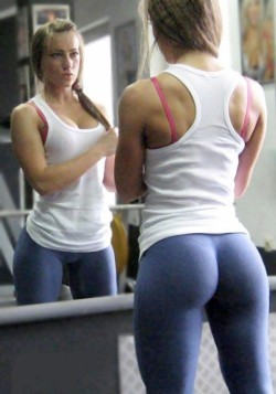 Today in the gym