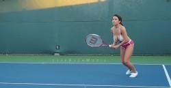 TT Tennis Tits (Xpost /r/NSFWSports)