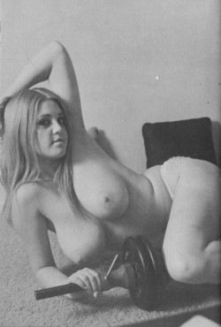 Vintage thick girl.