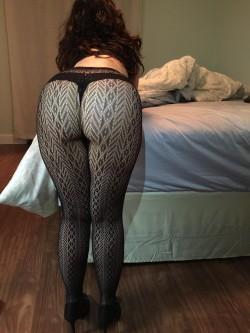 Wife's lovely ass