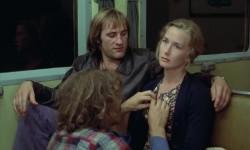 "Brigitte Fossey in ""Going Places"" (1974)."