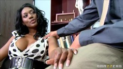 """Nyomi Banxxx - """"Backroom Pussy for a Pass"""""""