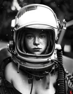 sexyfrex in space - drawn by welshartist on imgur