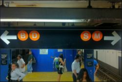 BDSM Subway