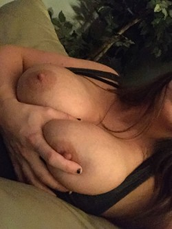 Busting them out on the couch. Wanna join?