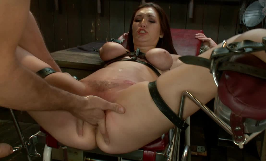 Extreme punishment and squirting