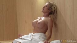 "Capri Cavanni and Karlie Montana | ""Sauna Submission"""