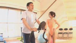 Shinoda Ayumi | Busty Milf Fitness Instructor
