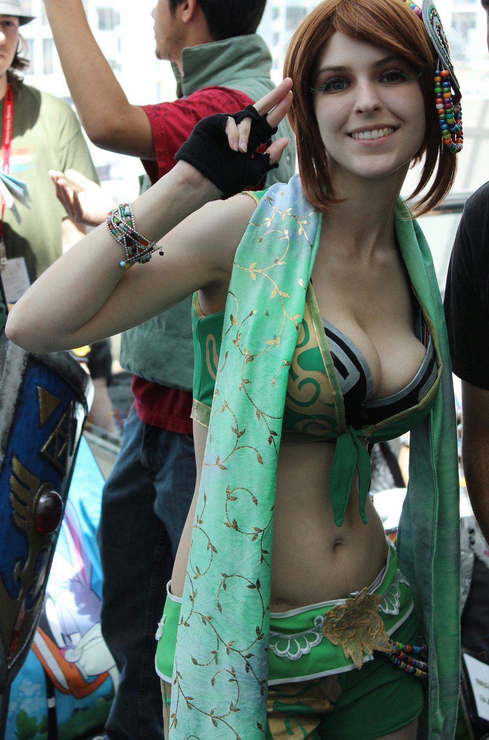 Dynasty warrior cosplay porn adult scenes