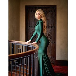 Elegance in green