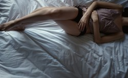 [F] Exercises in bed that leave you exhausted. ????
