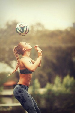 Fancy footballer