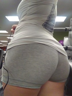 [F]eeling naughty at the gym