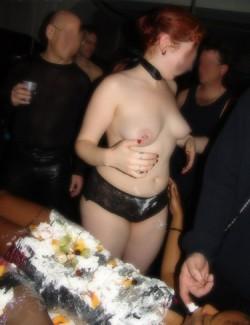 Fetish loft party