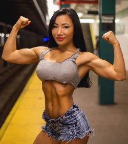 Fit girl Tanya Voshell