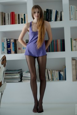Gap in tights