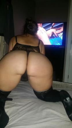 I love my wi[f]es butt