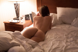 If you were room service and you walked in on my wife like this what would you do to her?