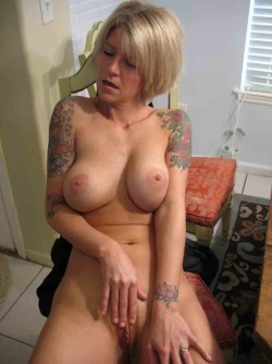 MILFS with ink are hot