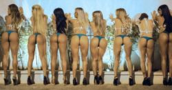 Miss bum bum. Pick one?