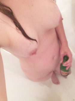 Monday called [f]or a shower beer.