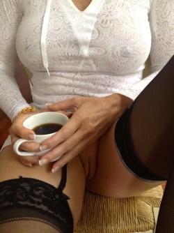 Morning caffine