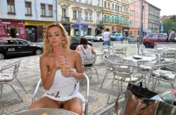Outdoor Cafe [IMG]