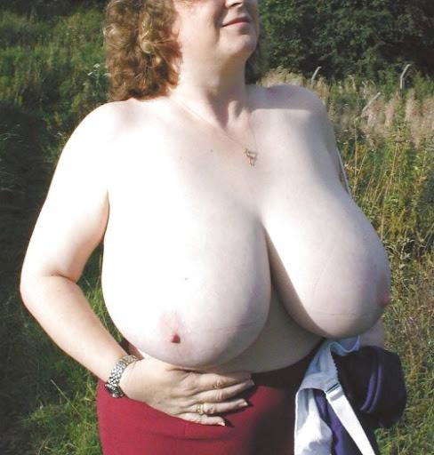 Pale tits...