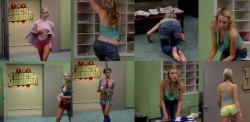 Even good shows can have plot. Katrina Bowden on 30 Rock