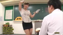 Kaori - Fucking The Slutty Teacher During Detention