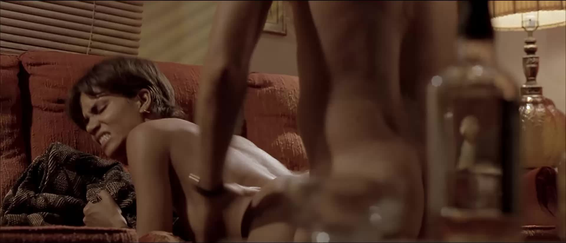 free halle berry sex video