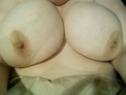 Sharing my very hard nipples from this morning.