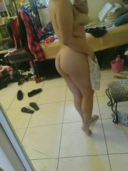 Shes very proud o(f) her perfect ass