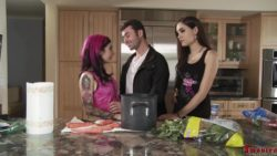 Sasha Grey & Joanna Angel | I Want to Bang Your Sister